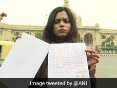 निर्भया के दोषियों को खुद फांसी देना चाहती हैं इंटरनेशनल शूटर, खून से लिखा गृह मंत्री अमित शाह को खत