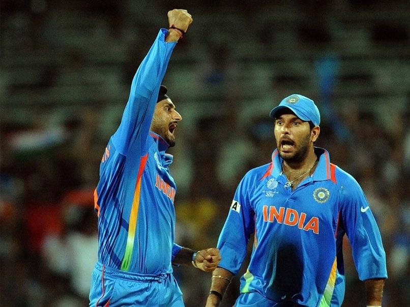 """""""Yuvraj Singh, Me, Virender Sehwag"""" Could Have Played 2015 World Cup, Says Harbhajan Singh"""