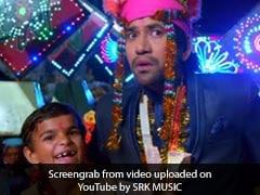 रिक्शे पर निकली निरहुआ की बारात, खुशी से यूं झूम उठीं आम्रपाली दुबे- देखें Video
