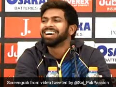 Watch: Niroshan Dickwella's Hilarious Response After Pak Journalists Mistake Him For Another Player, Not Once But Twice