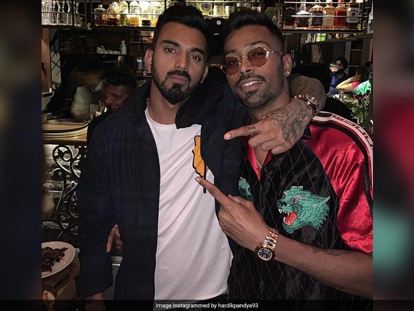 Hardik Pandya, KL Rahul's Hairstyles Inspired By Footballers, Says Rohit Sharma