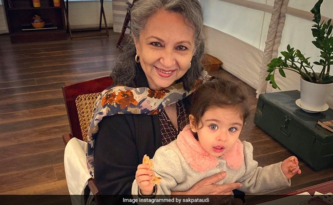 Sharmila Tagore Celebrated Her 75th Birthday With Pancakes And A Majestic Thali In Ranthambore (See Pics Inside)