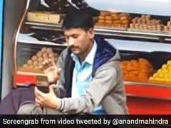 Anand Mahindra's Video Highlights Benefits Of Mobile Devices