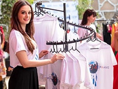 Evelyn Sharma On Responsible Fashion And The Importance Of Recycling/Upcycling