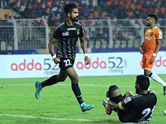 ISL: FC Goa Climb To Top After Securing 2-1 Win Over ATK