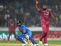 India vs West Indies 1st ODI Live Score: West Indies Elect To Bowl Against India In Chennai