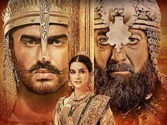 <I>Panipat</I> Movie Review: Arjun Kapoor's Film Perks Up A Tad When Sanjay Dutt Surfaces
