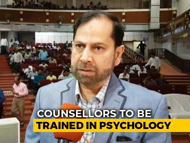 Video: Telangana Is Teaching Teachers To Help Students Cope With Stress