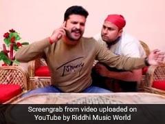 भोजपुरी सिंगर रितेश पांडे के नए सॉन्ग 'हैलो कौन' ने मचाई धूम, 1 करोड़ से ज्यादा बार देखा गया Video