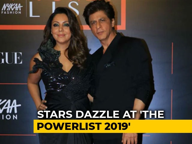 Video : Stars at 'The Powerlist 2019'