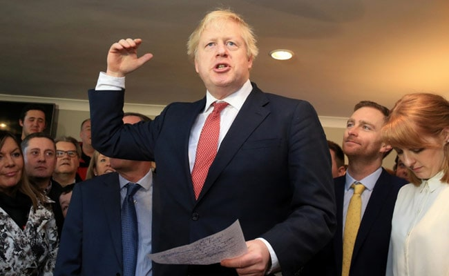 """I Will Repay Your Trust"": Boris Johnson To Ex-Labour Voters"