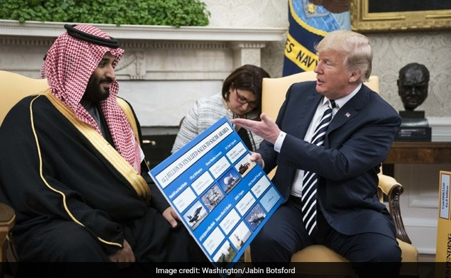 'He's Very, Very Devastated': Trump On Saudi King After US Base Shooting