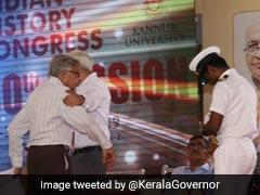 भारतीय इतिहास कांग्रेस के मंच पर राज्यपाल आरिफ मोहम्मद खान से CAA पर भिड़ गए इतिहासकार इरफान हबीब