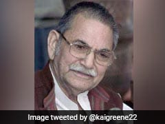 Ex-Union Minister ID Swami Dies At 90