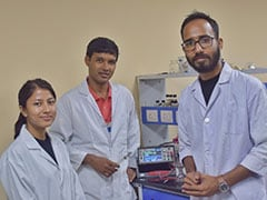 IIT Guwahati Team Develops Material To Produce 'Blue Energy' On A Small Scale