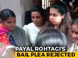 "Video : Actress Payal Rohatgi Jailed For ""Objectionable"" Post On Nehru-Gandhis"