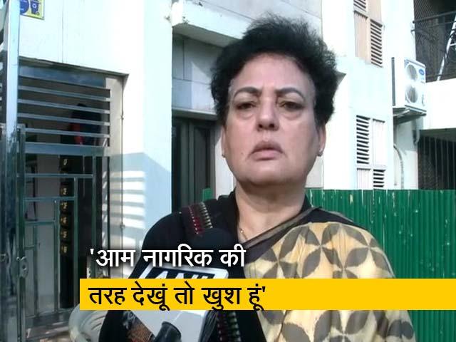 Videos : तेलंगाना एनकाउंटर पर रेखा शर्मा बोलीं- उस परिस्थिति में पुलिस ने लिया होगा सही निर्णय
