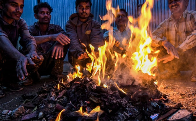 5 Rajasthan Cities Record Sub-Zero Temperatures As Cold Wave Continues
