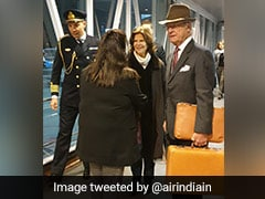 Sweden King, Queen Take Air India Flight After Their Plane Develops Snag