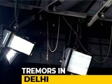 Video : Earthquake In Delhi And Nearby Areas, Tremors Felt For Nearly A Minute