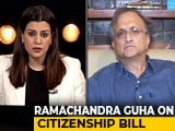"Video : ""Citizenship Bill Will Reconfigure The Republic To Make It More Of A Hindu-Pakistan"": Ramachandra Guha"