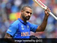 """Keep Smiling And Entertaining"": BCCI, ICC Lead Birthday Wishes For Shikhar Dhawan"