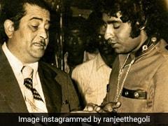 जब राज कपूर ने रंजीत का हाथ देखकर की थी भविष्यवाणी- लंबी रेस का घोड़ा है...देखें Photo