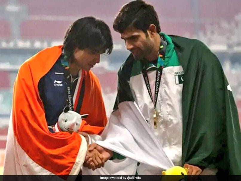 Athletics Federation Of India Congratulates Pakistan Javelin Thrower, Internet Full Of Praise