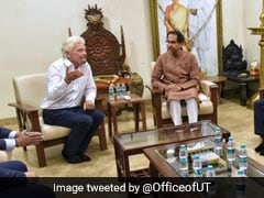 """Will Study And Decide"": Uddhav Thackeray To Richard Branson On Mumbai-Pune Hyperloop Project"