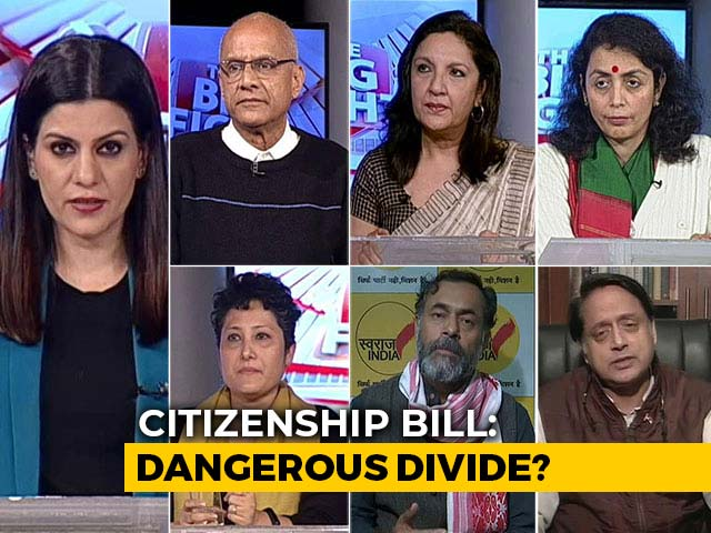 Video : The Big Fight: Citizenship Test - Is It Constitutional?