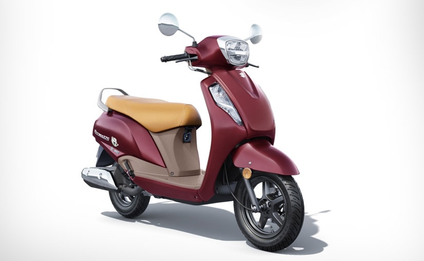 BS6 Suzuki Access 125 Revealed