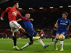 Manchester United vs Everton: Mason Greenwood's Late Equaliser Rescues Manchester United In Everton Draw