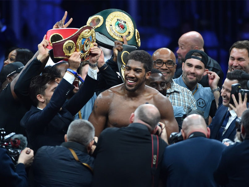 Anthony Joshua Defeats Andy Ruiz To Reclaim Heavyweight Crown