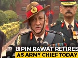 "Video : ""Will Plan Strategy"": General Bipin Rawat On Chief Of Defence Staff Role"