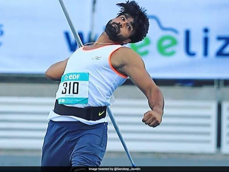 Para-Javelin Thrower Sandeep Chaudharys Missed Dope Test Not Considered Whereabouts Failure