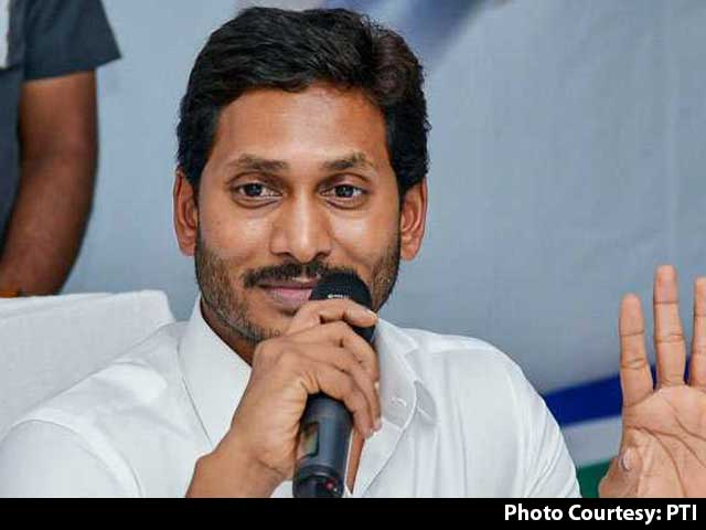 "Video : ""Andhra Will Not Support NRC Under Any Circumstances"": Jagan Mohan Reddy"