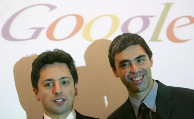 Sundar Pichai's Promotion Gives $2 Billion Windfall To Google Co-Founders