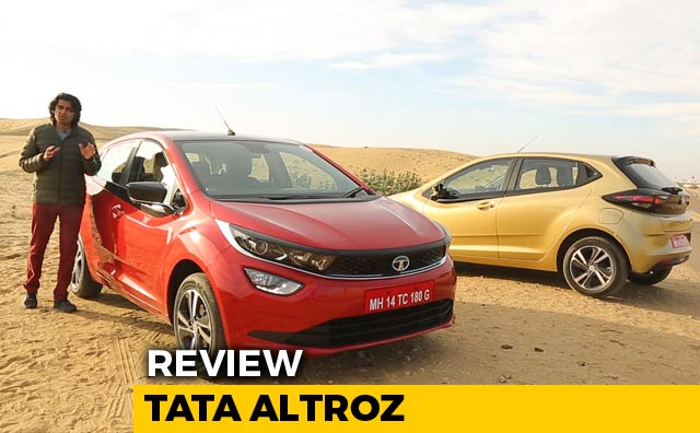 Video : Tata Altroz Review