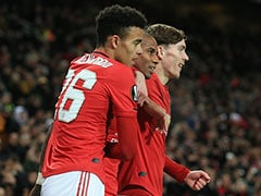 Mason Greenwood Stars As Manchester United Top Group, Arsenal Draw 2-2 In Europa League