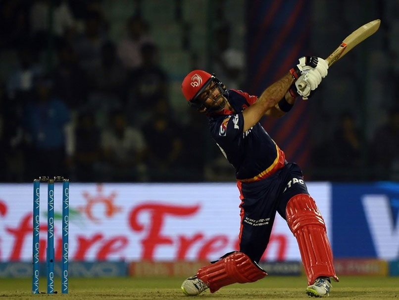 IPL Auction: Anil Kumble says, Glenn Maxwell fills power-hitter gap at KXIP
