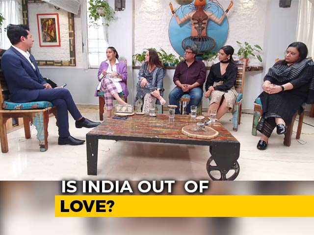 Unfaithfully Yours: Is India Out Of Love?