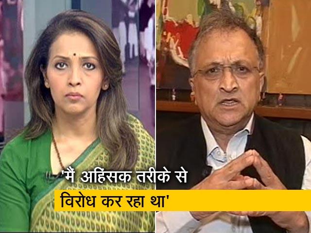 Video : हॉट टॉपिक : यह कानून गांधी जी के विचारों से उलट है - रामचंद्र गुहा