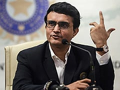 """Bit Too Much"": Sourav Ganguly On Two Day-Night Tests Against Australia In 2021"