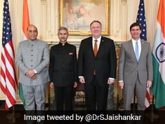 Anti-India Incitement By Pak Bad For Peace, Says Rajnath Singh In US
