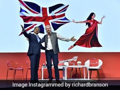 Billionaire Richard Branson Reveals India Connection In Insta Post