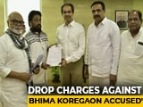 Video : NCP Leader Seeks Relief For Bhima-Koregaon Accused From Uddhav Thackeray