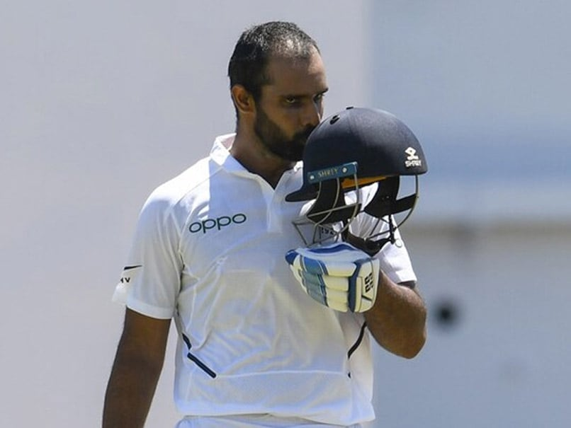 Hanuma Vihari Unfazed By IPL Snub Shifts Focus On New Zealand Tour