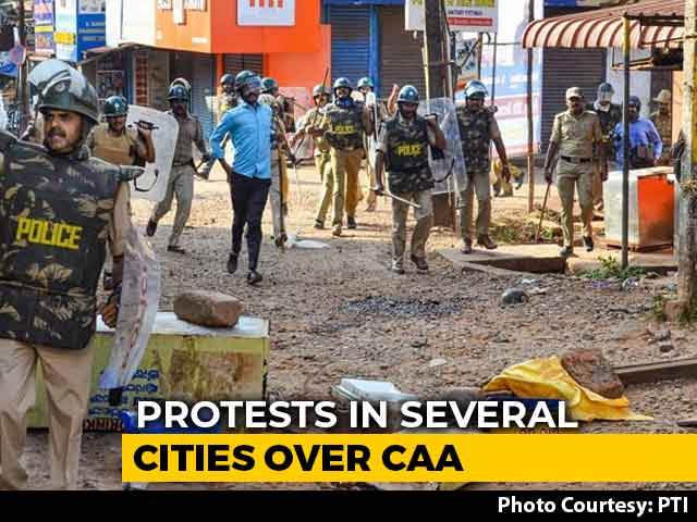Video : No Internet In Mangaluru, Lucknow After 3 Killed In Citizenship Protests