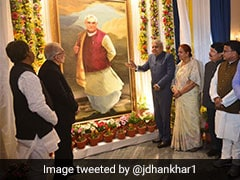 "Bengal Leaders Skip Vajpayee's Birth Anniversary Event, Governor ""Hurt"""