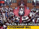 Video : Citizenship Bill Clears Parliament, Soon To Be Law Amid Protests